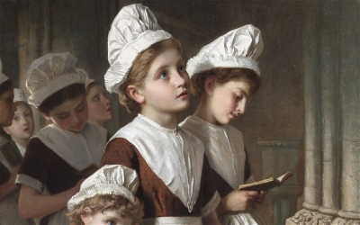Foundling Hospital Julia Herdman Blog Post