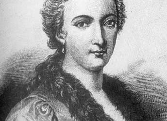 Witch or Saint ? Maria Gaetana Agnesi