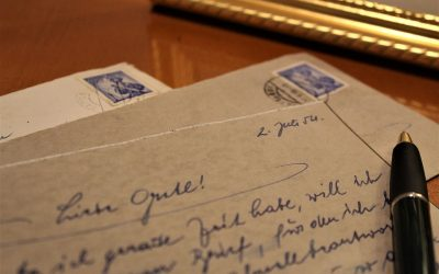 The History of the Love Letter