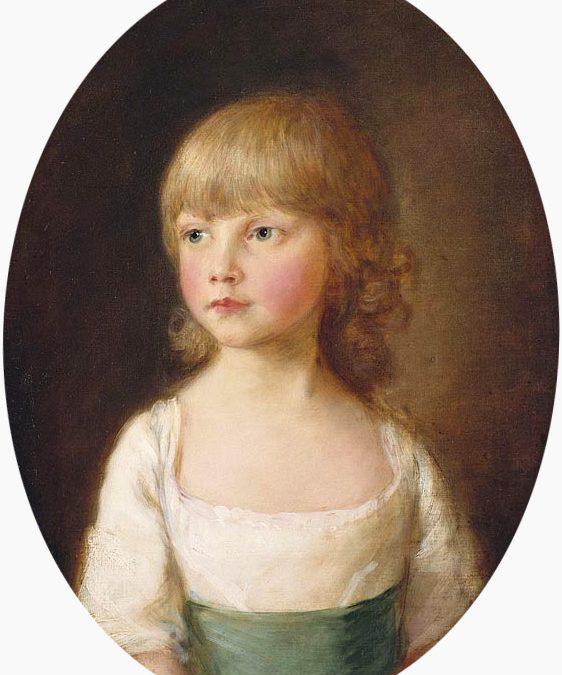 Princess Sophia – Seduced, Abandoned and Blackmailed
