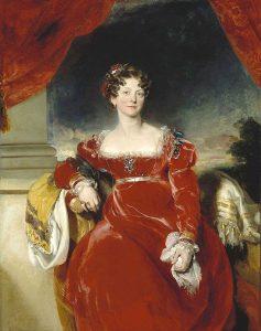 Princess_Sophia - Lawrence_1825