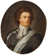 Sophia Dorothea in 1686. Philip Christoph von Königsmarck 5