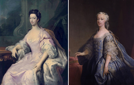 Anne's sister, Princess Caroline
