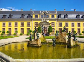 Herrenhausen Palace, Hanover