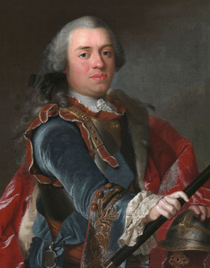 Willem Karel Hendrik Friso van Oranje-Nassau, 1751