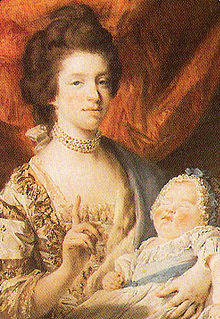 Charlotte 1767 Cotes