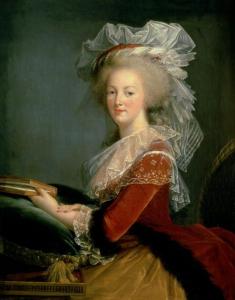 Marie Antoinette Blog 1